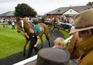 Ladies Day at Bangor-on-Dee Races