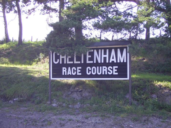 Racecoursesign